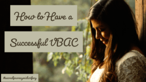 VBAC Birth Pregnancy